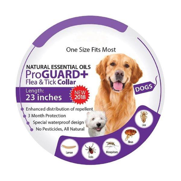 Pro Guard+ illóolajos kutya nyakörv
