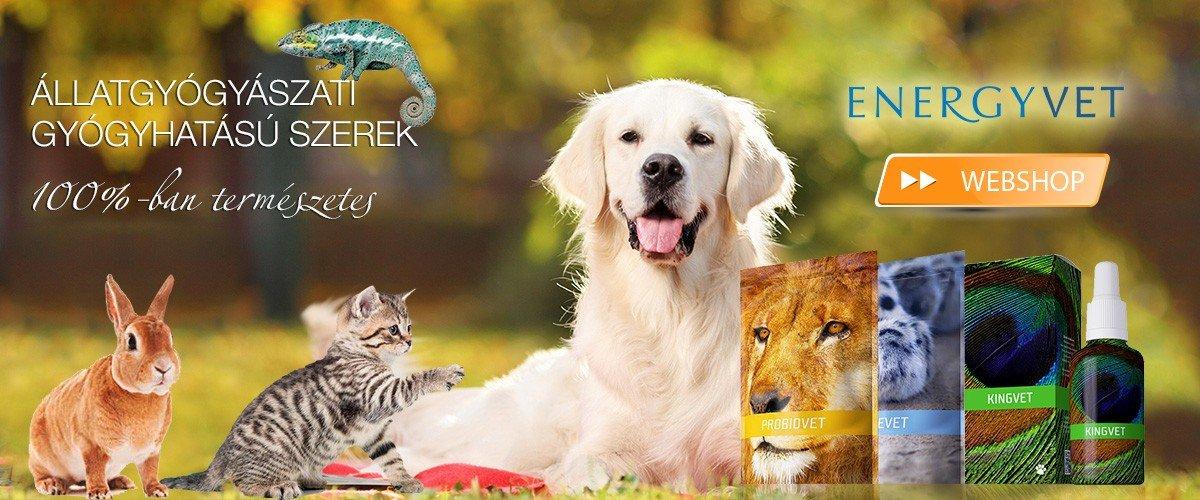 Energyvet állatgyógyászati szerek 1