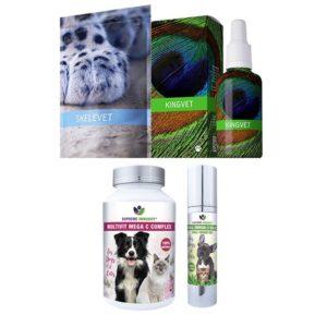 Állatgyógyászati szerek idős állatok betegségeinek megelőzésére