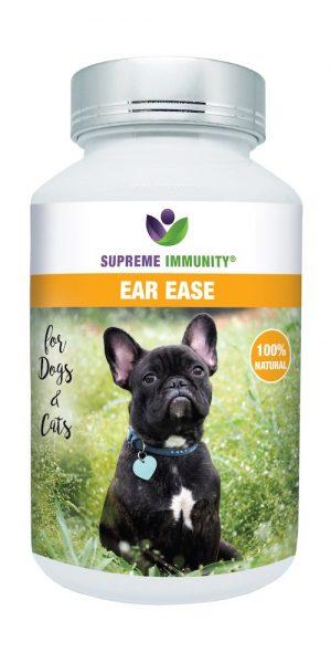 Fül egészség támogató
