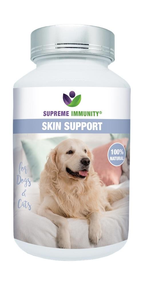 egészséges kutya bőr